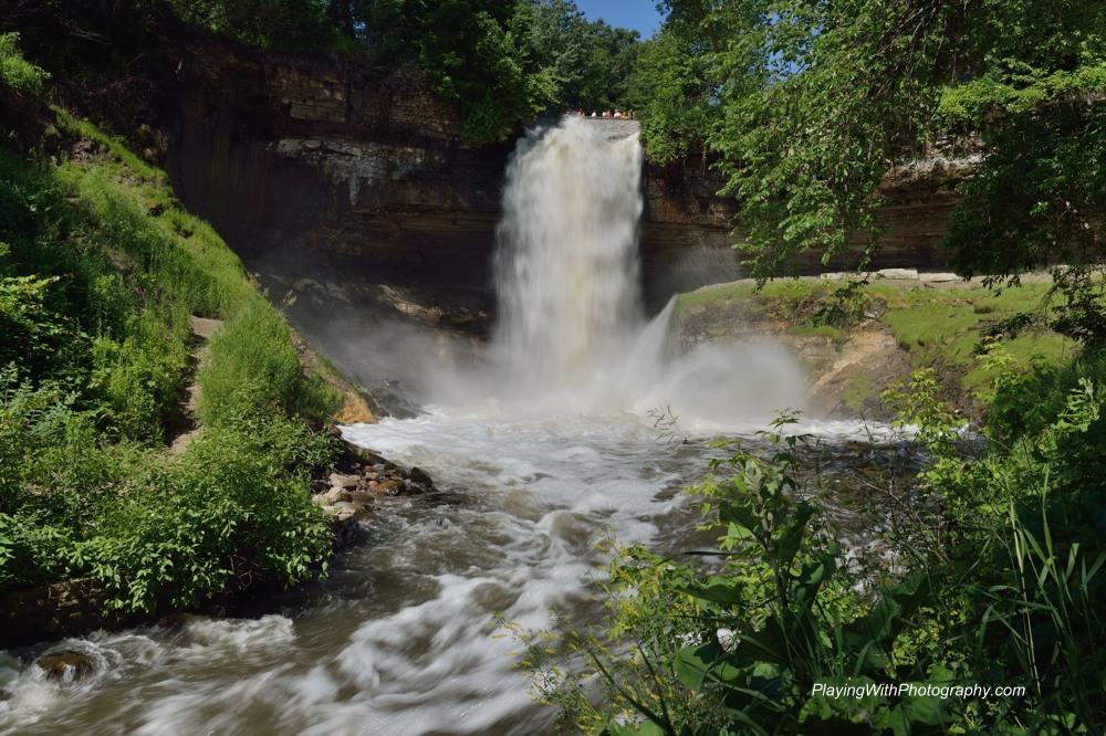 20140624-DSC_8983 Minnehaha Falls Minneapolis Minnesota 1-15th