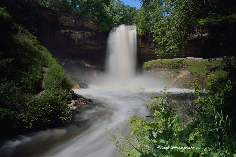 20140624-DSC_8988 Minnehaha Falls Minneapolis Minnesota 1-6s