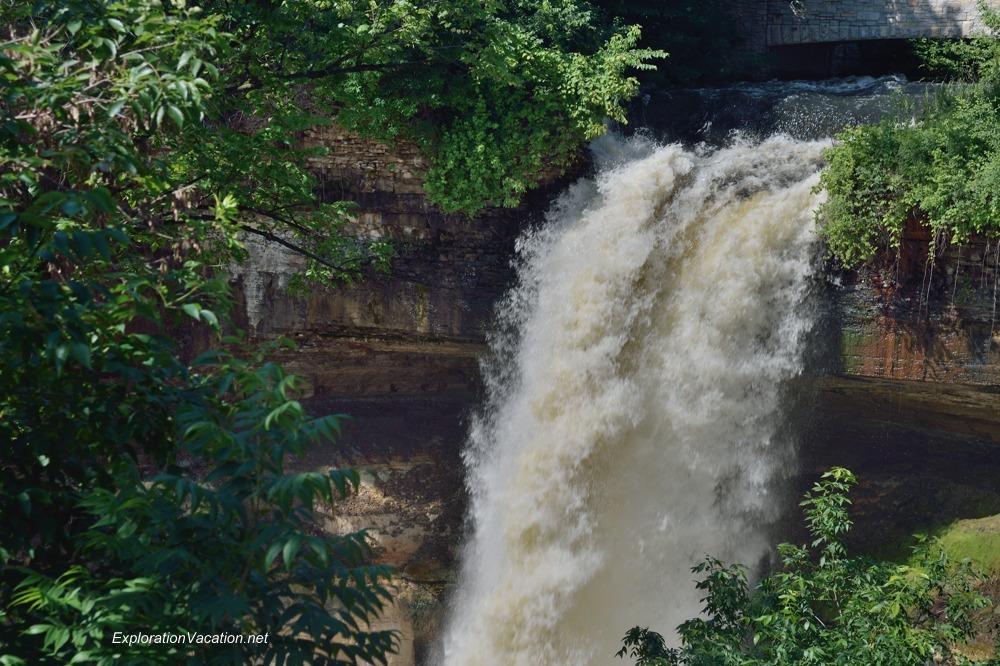 Minnehaha Falls Minneapolis Minnesota 20140624-DSC_8973 1-125