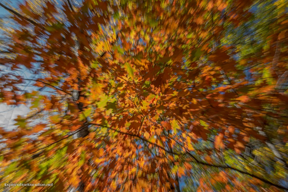 Zoom burst at Banning State Park in Minnesota - ExplorationVacation.net