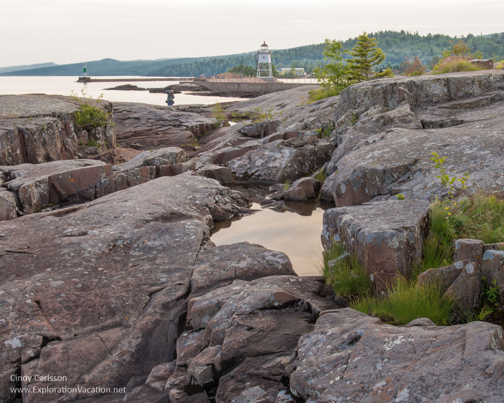 Sunset Artists Point