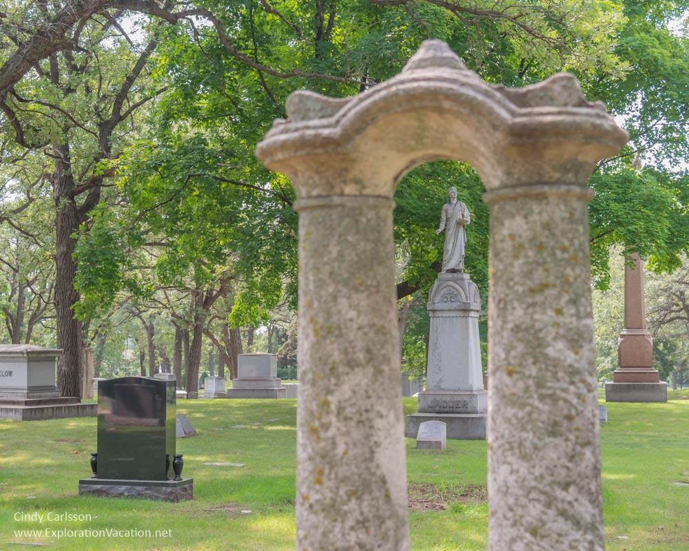 Oakland Cemetery St Paul