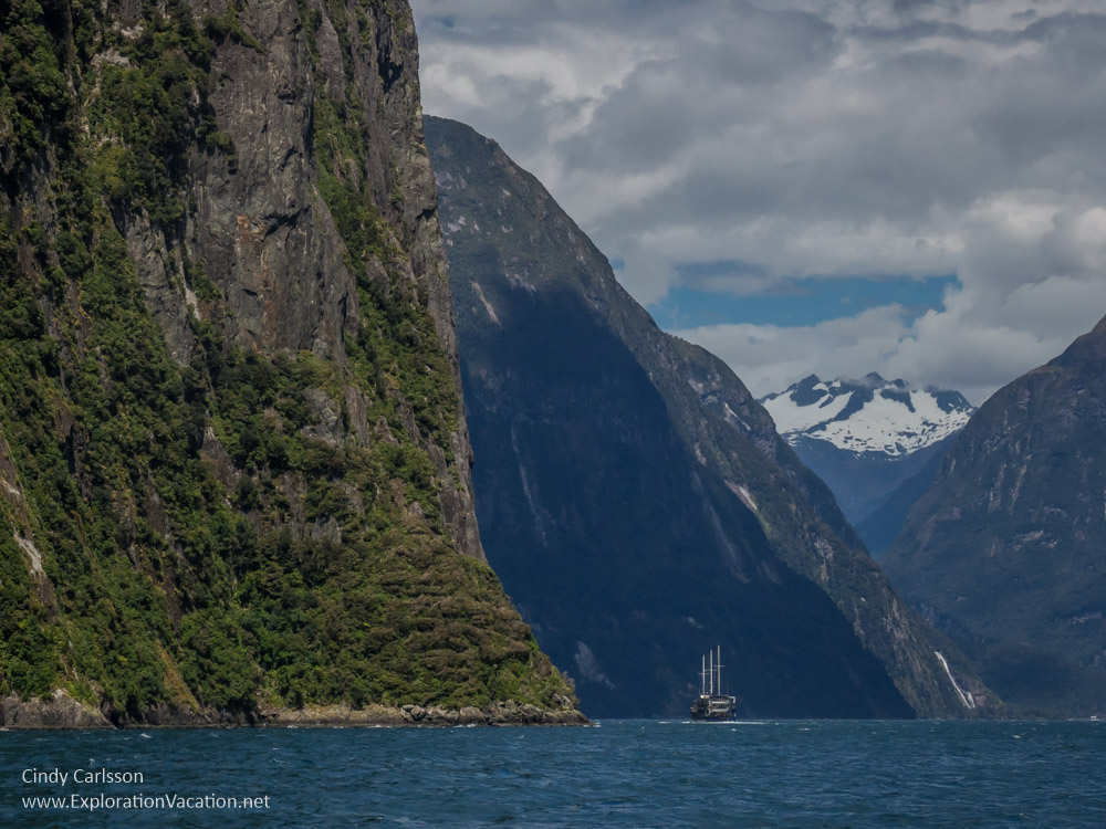 Milford Sound New Zealand - Cindy Carlsson