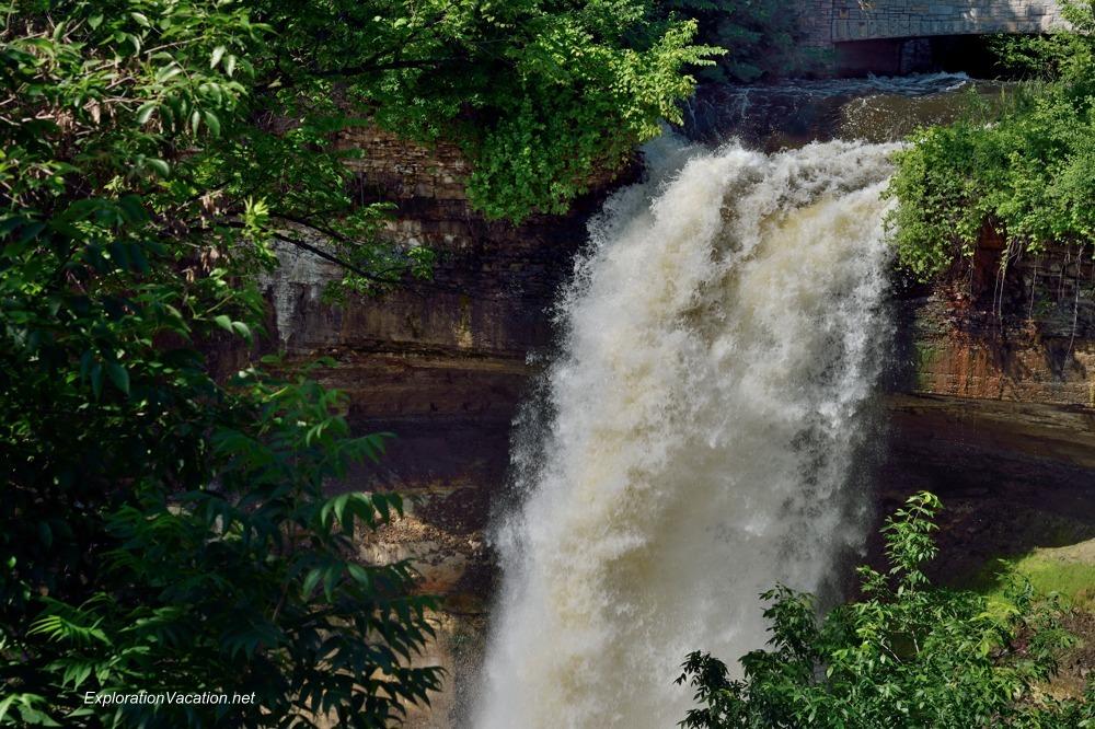 Minnehaha Falls Minneapolis Minnesota 20140624-DSC_8980 1-250