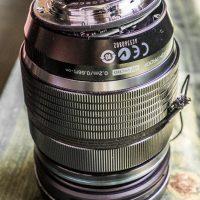 broken Zuiko 12-20 lens