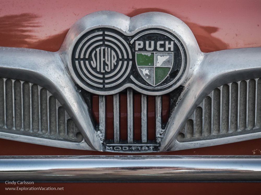 Punch Fiat by Cindy Carlsson