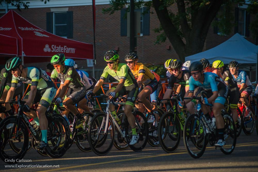 St Paul bike grand prix men's race - www.playingwithphotography.com