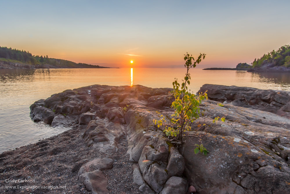 Sunrise at Sugar Loaf Cove